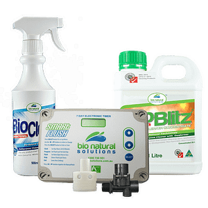 Electricity Powered Water Saving System Kits