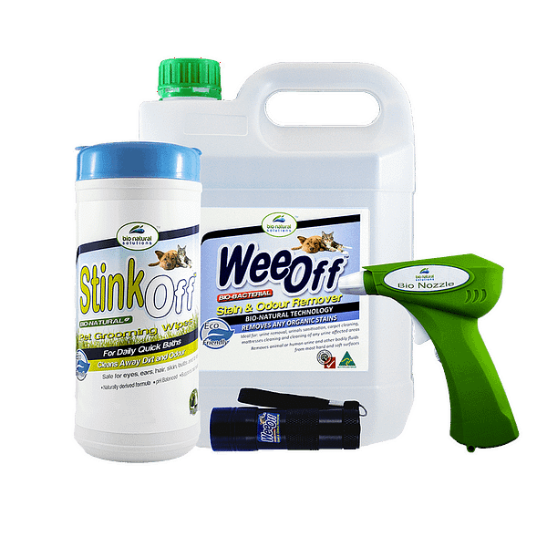 Wee Off™ Pet Kit – Large