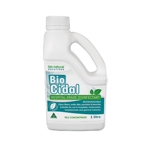 BioCidal Hospital Grade Disinfectant