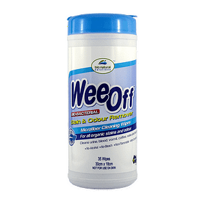 Wee Off™ Wipes