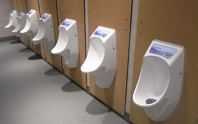 Everything you need to know about removing Urinal Block