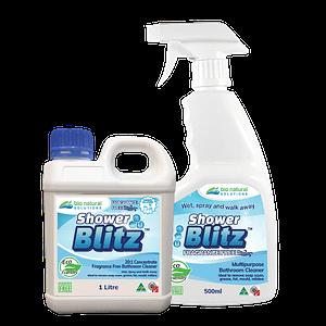 Shower Blitz Fragrance Free