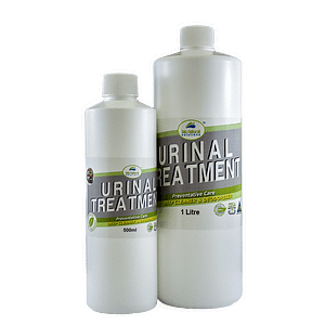 Preventative Care Urinal Treatment 1 litre and 500ml bottles