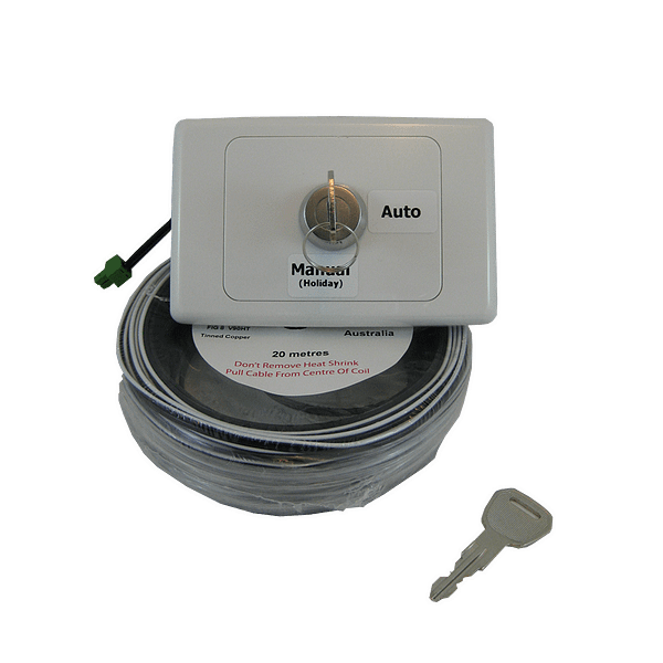 Smart Flush™ Switch