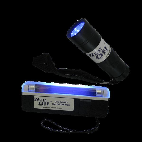 Wee Off UV lights