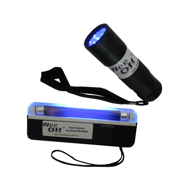 Wee Off™ Urine Detectors – UV Lights